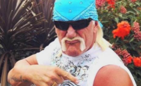 Hulk Hogan Responds to Wife