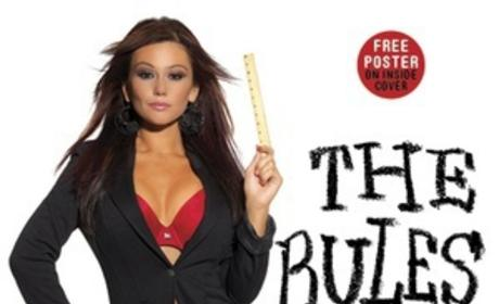 JWoww Book Cover