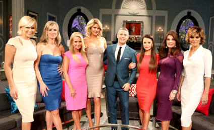 The Real Housewives of Beverly Hills Reunion Recap: So Many F-Bombs, So Little Time