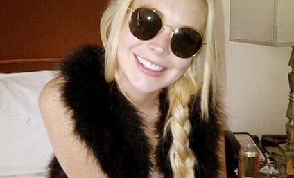 Lindsay Lohan Gets Nasty Teeth Fixed