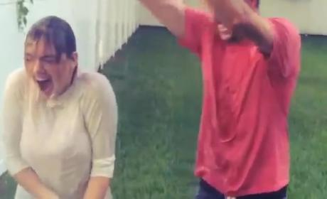 Kate Upton Accepts Ice Bucket Challenge: It's Every Bit as Glorious as You'd Expect!