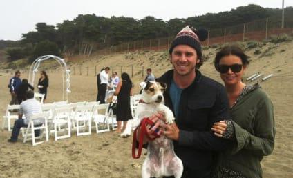 Ben Flajnik, Courtney Robertson Tweet Wedding Hints