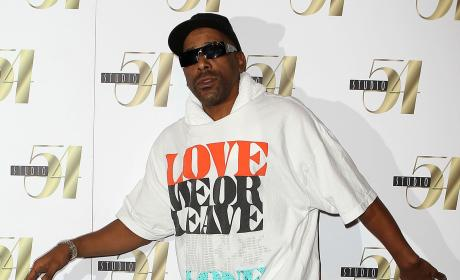 Tone Loc Arrested on Domestic Violence Charge