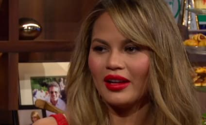 Chrissy Teigen: Kanye West and Taylor Swift's Feud Isn't Over!!