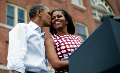 Barack and Michelle Obama Top Most Powerful Couples List