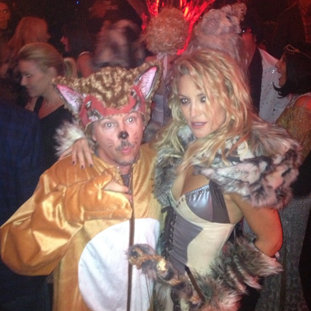 David Spade Kate Hudson Halloween