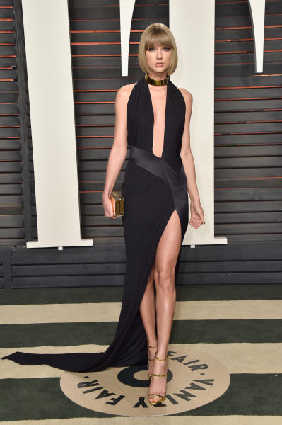 Taylor Swfit Pic 2016 Vanity Fair Oscar Party