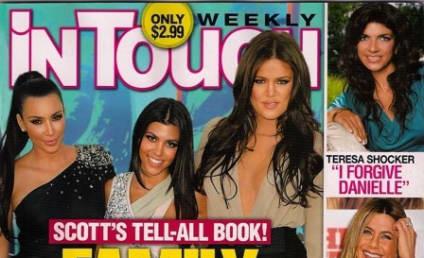 Scott Disick to Pen Kardashian Sister Tell-All?!?