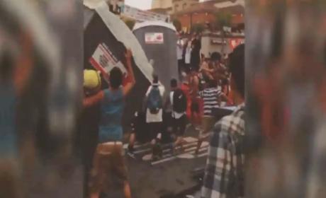 Huntington Beach Riots