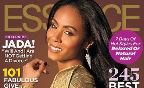Jada Pinkett Smith on Husband: That's My Boo!
