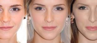 21 Celebrity Face Mashups You Won't Believe: Positively Perfect!!