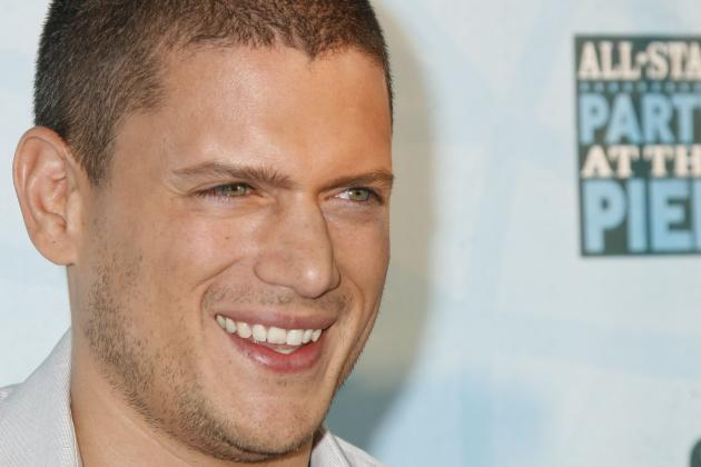 Wentworth Miller Pic