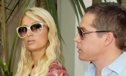 Paris Hilton and Cy Waits: Attacked by James Rainford!