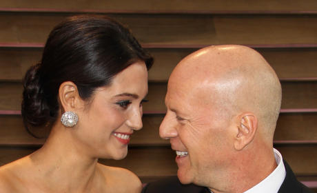 Bruce Willis, Emma Heming Welcome Baby Girl!