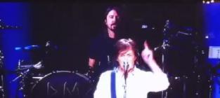 Paul McCartney-Nirvana Reunion Performance Rocks Sandy Relief Concert: Watch Now!