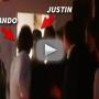 Orlando Bloom Throws a Punch at Justin Bieber: Watch Now!