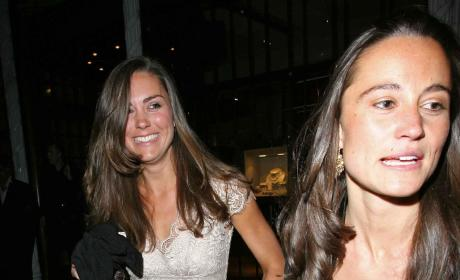 Kate and Pippa: The Young Stalin Book Launch
