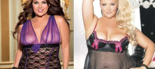 Curvy Girl Lingerie Ad: Super Bowl Bound?