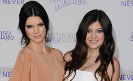 Kendall and Kylie Jenner Make $100,000 in One Day