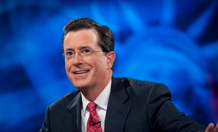 Colbert Report: Suspended For Unknown Reasons
