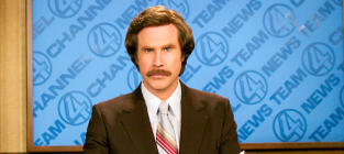Ron Burgundy to Release Memoir