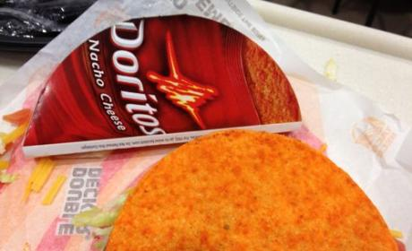 Inmate Sues Taco Bell, Claims Idea for Doritos Locos