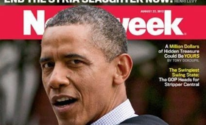 Hit the Road, Barack: Newsweek Cover Calls For Obama Defeat