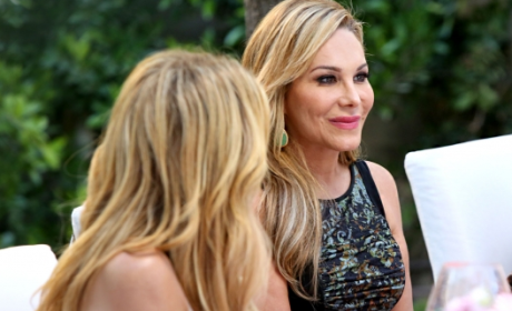 The Real Housewives of Beverly Hills Recap: The Evil Trio Come To Tea