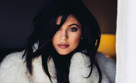 Kylie Jenner Grabs Boobs in NSFW Instagram Photo