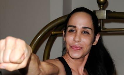 Nadya Suleman: Pregnant (By Demon in Horror Film)!