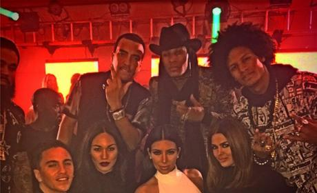 Khloe Kardashian Urged to Dump French Montana; Family Insists Rapper Has Been Unfaithful