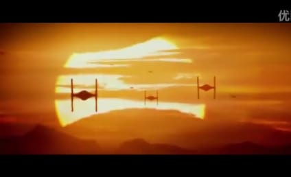Star Wars: The Force Awakens New Trailer: Spoiler Alert?