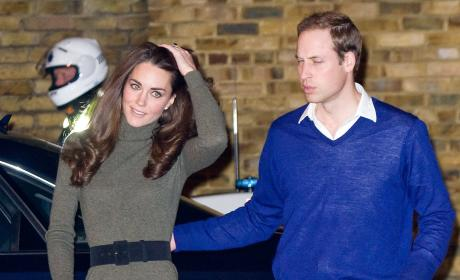 William and Catherine Photo