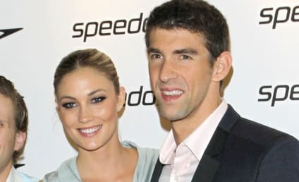Megan Rossee Quits Cocktail Waitressing at Michael Phelps' Request!