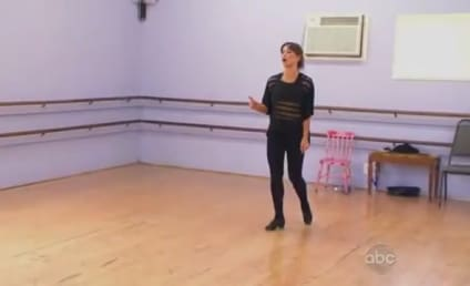 J.R. Martinez on DWTS: Pink Panther Style!