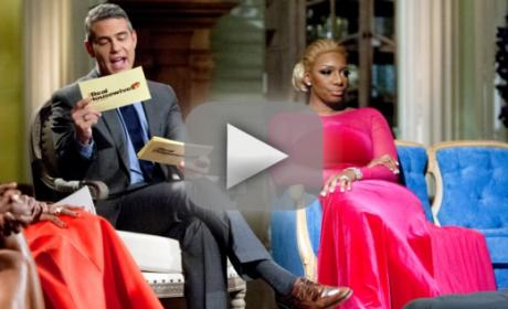 The Real Housewives of Atlanta Reunion Recap: Is NeNe Leakes Shady?