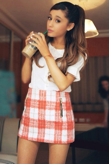 Ariana Grande is Cute