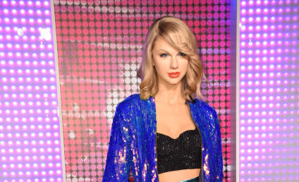 Taylor Swift's Wax Figure, A Sleepy Lakers Fan & More: Star Sightings 12.18.2015