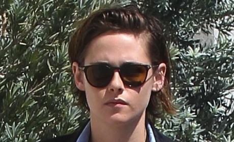 Kristen Stewart Face