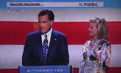 Mitt Romney Allegedly Puzzled By Airplane Windows