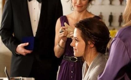 Bella Swan in Breaking Dawn: A Beautiful Bride-To-Be