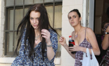 Lindsay, Ali Lohan Photo