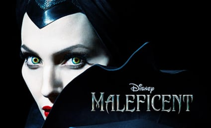 Maleficent Poster: Angelina Jolie Stuns as Horned Sleeping Beauty Villain