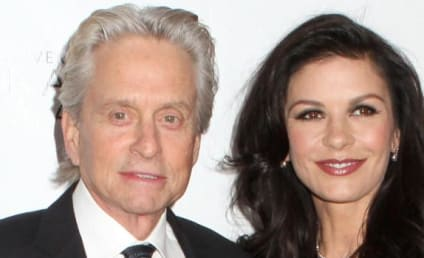 Michael Douglas Oral Sex Claim Torpedoed Marriage to Catherine Zeta-Jones, Source Claims