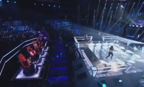 The Voice Battle Round: Cheesa vs. Angie Johnson