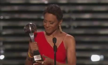 Robin Roberts Receives Arthur Ashe Courage Award at ESPYs