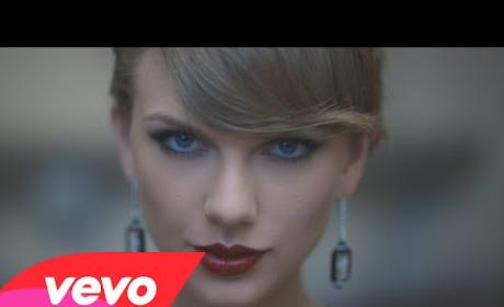 "Taylor Swift: ""Blank Space"" Video"