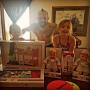 Adam Lind Showers Daughter With Gifts