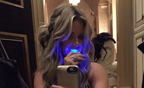 Kim Zolciak Photoshop Fail