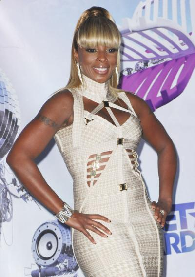 Mary J. Blige Photograph